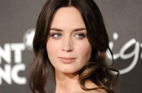 Emily Blunt Talk of the town