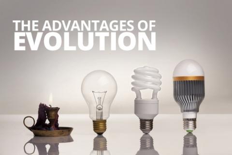 The advantages of Evolution by Bernardo Moya