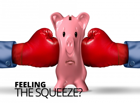 Feeling the Squeeze? By John Fairhurst