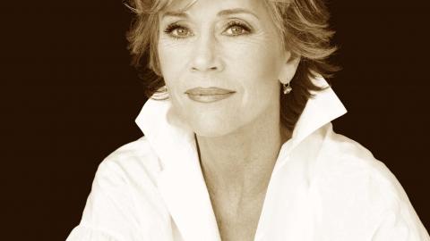 Jane Fonda: Miss fortunate
