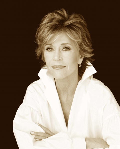 Jane Fonda: Miss fortunate