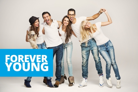 Forever Young by Marisa Peer