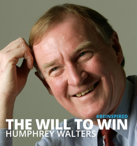 The Will to Win: Humphrey Walters by Bernardo Moya