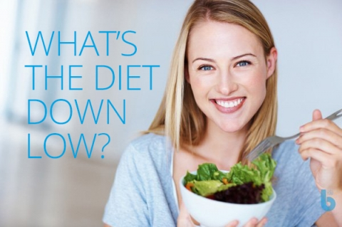 What's the diet down low? by Rhiannon Lambert