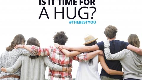 Is it time for a hug? by Bernardo Moya
