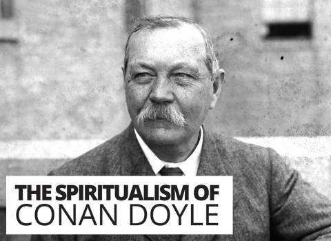 The Spiritualism of Conan Doyle by Matt Wingett