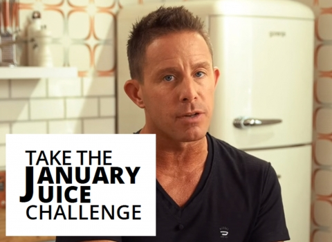 Take the January Juice Challenge by Jason Vale