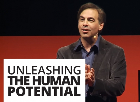 Unleashing the human potential by Michael Neill