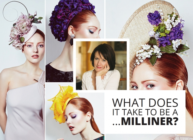 c3b08ec2ad9 What does it take to be a … milliner  Rachel Trevor-Morgan – The ...