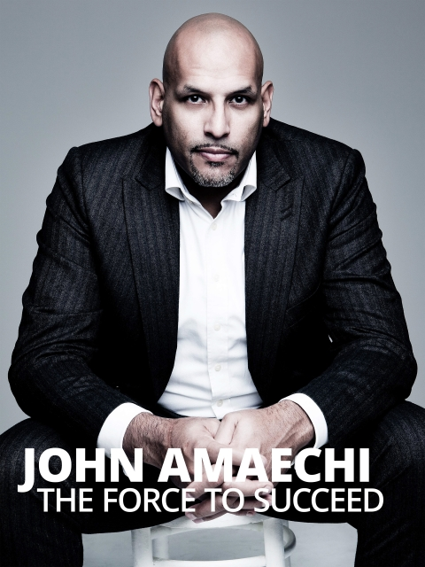 John Amaechi: the force to succeed by Bernardo Moya