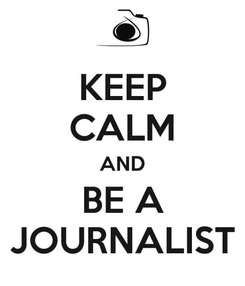 What does it take to be a journalist?