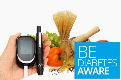 Be diabetes aware by Libby Dowling