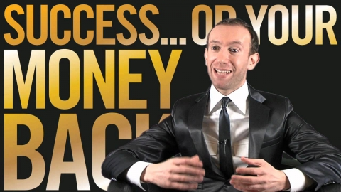 Success… Or Your Money Back by Matt Wingett