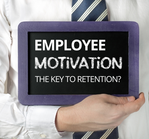 Employee Motivation – The Key To Retention? by Russell Ward