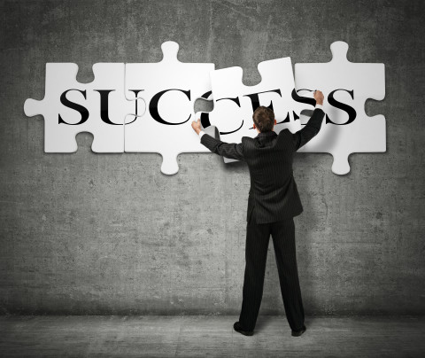 The Missing Link Between You and Success by Derek Mills