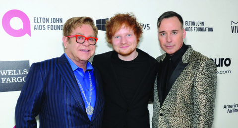 We Support: Elton John AIDS Foundation
