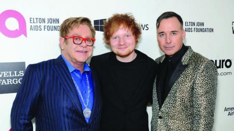 We Support: Elton John AIDS Foundation