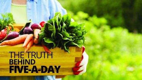 The truth behind five-a-day by Zoë Harcombe