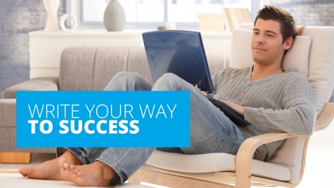 Write Your Way To Success by Gerry Robert