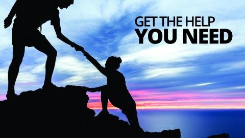 Get the help you need by Bernardo Moya