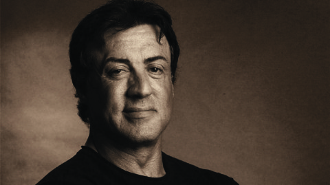 Sylvester Stallone: One Fighting Chance by The Rocky Road To Success