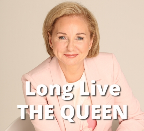 Long Live The Queen by Fiona Harrold