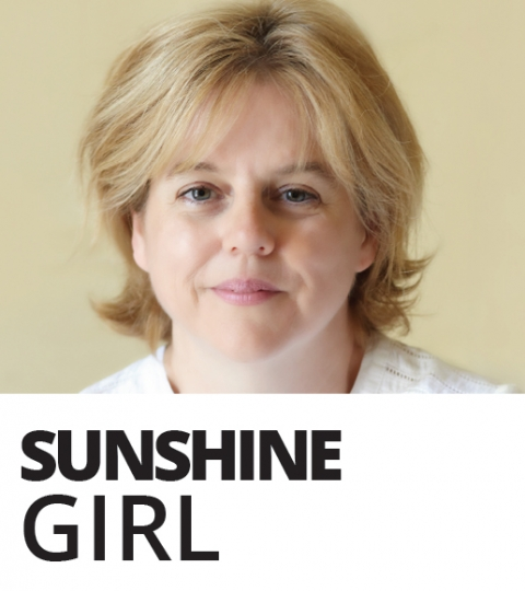 Sunshine Girl by Rachel Kelly