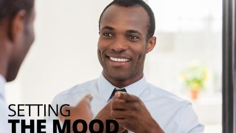 Setting the mood by Stephen Doran