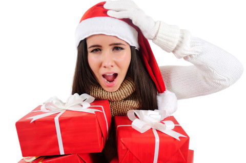 Dealing with Christmas stress by Thomas Gagliano