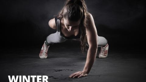 Winter Wonder-Workout by Keli Roberts