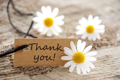 "Just how good are you at saying ""Thank You"" by Roger Harrop"