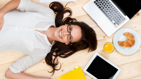 Can you have a work life balance? by Stefanie Hartman