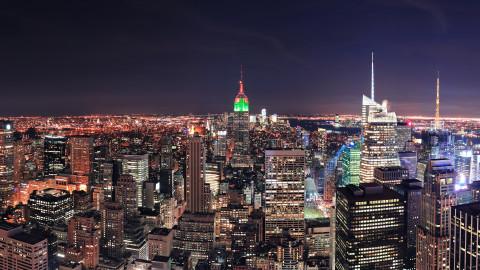 Bucket List: Bright lights, big city
