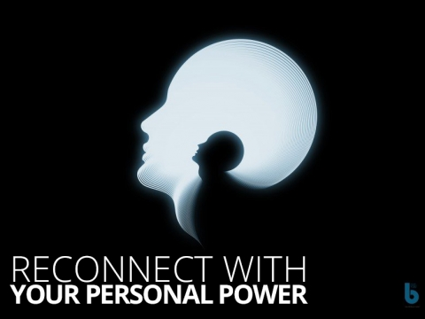 Reconnect with your personal power by Andrew Parsons
