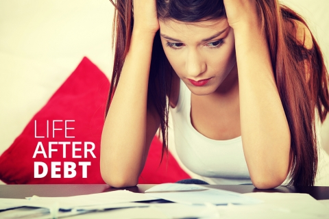 Life after debt by Ann Wilson
