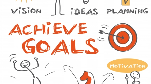 6 Things That Will Make Your Goals Happen by Joe Wilner
