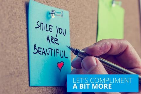 Let's compliment a bit more by Bernardo Moya