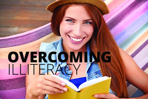 Overcoming illiteracy by Paul Connolly