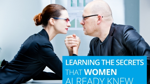 Learning The Secrets That Women Already Knew – Emotional Intelligence by Matt Wingett