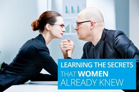 Learning The Secrets That Women Already Knew – Emotional Intelligence by Matt Wingett