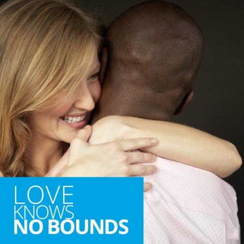 Love know no bounds by Margarita Tarakovsky
