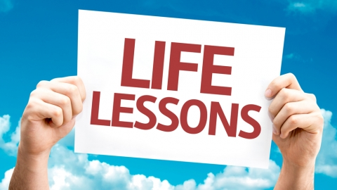 10 Life Lessons Everyone Should Know by  Sibyl Chavis