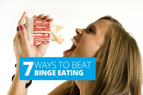 7 Ways To Beat Binge Eating by Debbie Williams