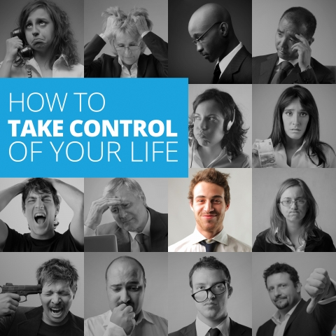 How To Take Control Of  Your Life by Mel Carnegie