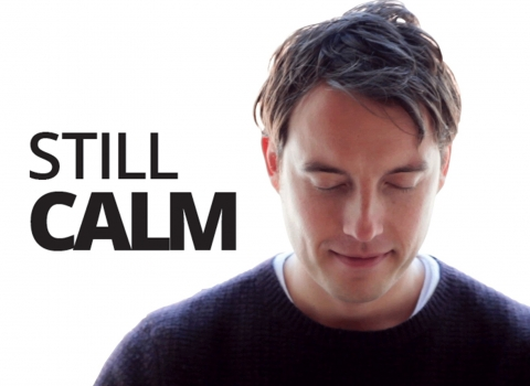 Still calm by Sandy Newbigging
