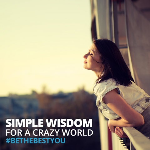 12 Happiness Principles – Simple Wisdom for a Crazy World by Zeenat Merchant Syal