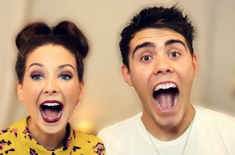 Vloggers making a difference: Zalfie