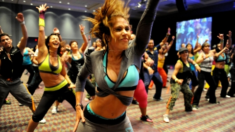 A-la-la-la Zumba by The Best You